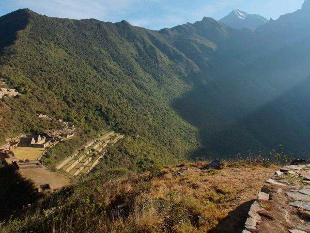 Choquequirao Caminata 8 Días + Machu Picchu