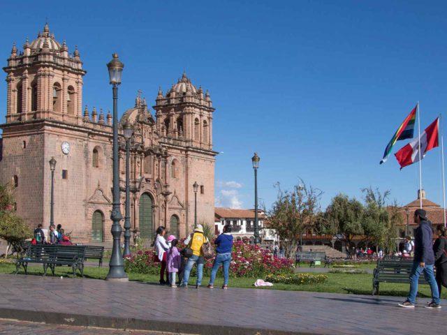 City Tour Cusco medio día