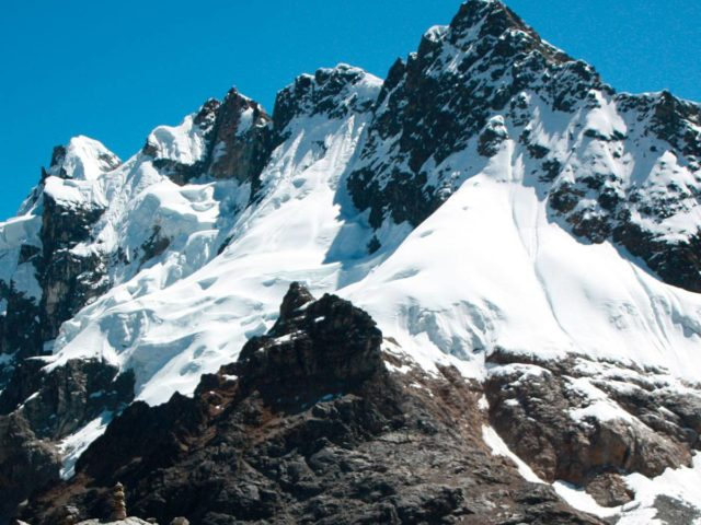 Caminata Salkantay, una de las mejores rutas del Mundo