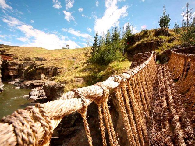 Tour Queswachaca 1 Dia – Ultimo Puente Inca