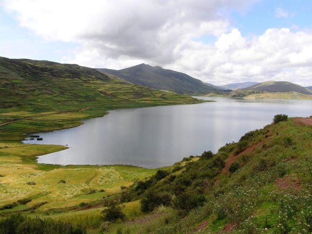 Cuatro lagunas nuevo destino turístico en cusco